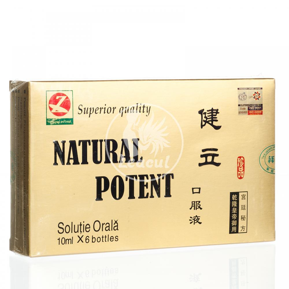 Natural Potent  10 ml/F