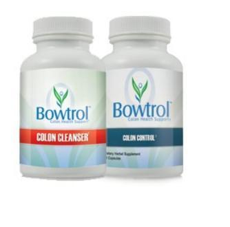 Bowtrol antidiaree, contine Colon Cleanser si Colon Control
