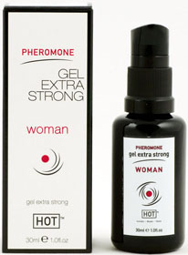 HOT WOMAN PHEROMONE GEL Classic extra strong 30ml