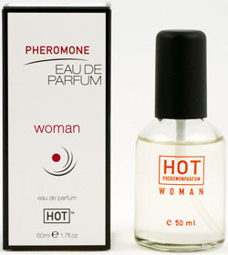 HOT WOMAN PHEROMONPARFUM Classic - 50ml