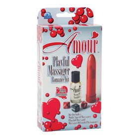 Kit Pentru Masaj Amour Playful Massager Romance Kit