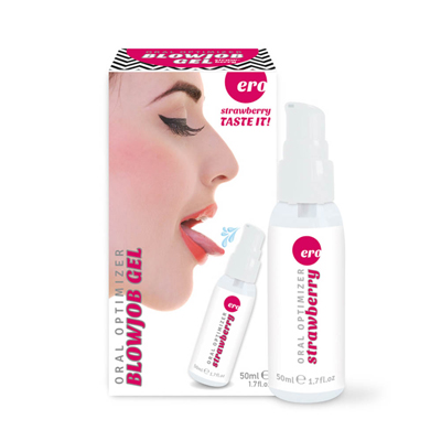 Oral Optimizer Blowjob Gel Strawberry 30ml