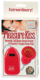 PLEASURE KISS VIBR. PINK