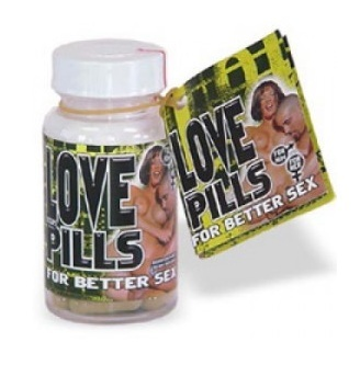 Pastile Love Pills, For Better Sex