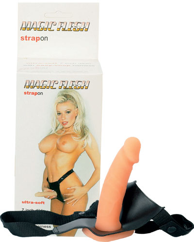 Strap-On Magic Flesh Harness
