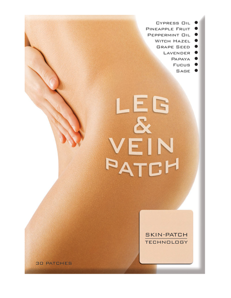 Leg & Vein Patch